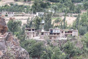 Afghan houses